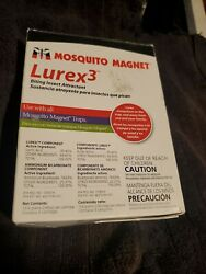 Mosquito Magnet Lurex 3 Biting Insect Attractant Refill Three Pack
