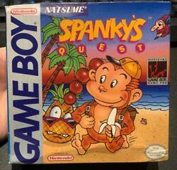 Game Boy Spanky's Quest