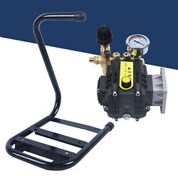 High Pressure Petrol Water Washer Pump And Support Tool Steam Cleaning Machine Us