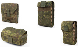 Pouches 12 Caliber Cartridges. Hunting. Shooting Sport