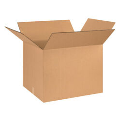 26 X 20 X 20 Double Wall Boxes Brown Shipping/moving Boxes 100 Pieces