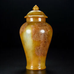 A Fine Collection Of Chinese Antique 2thbc Han Dynasty Jade Lidded Pots