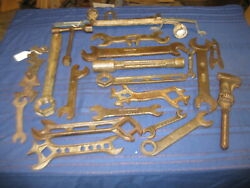 Implement Wrench Lot 5