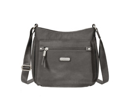 Baggallini Uptown Bagg With Rfid Phone Wristlet - New Tag - Best Price Sale