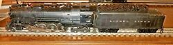 Lionel Rare 2155ws Set 726 Loco 2426w 2460 6411 3656 And Set Box With Inst.