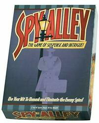 Spy Alley Mensa Award Winning Family Strategy Board Game New Sealed