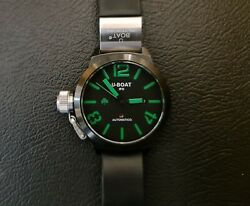 U-boat Classico Ifo Left Hook Limited Edition Special Edition 100 Years