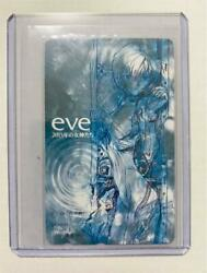 Evangelion Telephone Card Eve Pre-elected Rei Ayanami