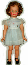 """Minty 1959 Ideal Patti Play Pal G35 35"""" Doll Orig Playpal Outfit"""