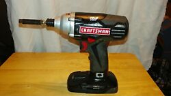Craftsman 315.116060 C3 19.2v 1/4 Impact Driver Tested Tool Only