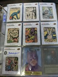Marvel Ages 2020 Full Base Parallel And Color Wheel Set. So Many Extras.andnbsp See...