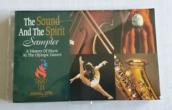 The Sound And Spirit History Of Music At 1996 Atlanta Olympic Games Cassette Tape