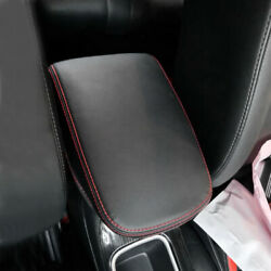 For Nissan Slyphy Sentra 07-17 Leather Center Armrest Console Lid Cover Skin