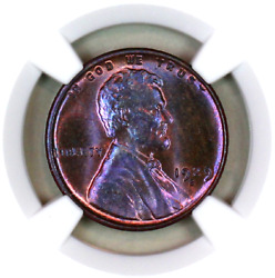 1929-s Ms66 Rb Ngc Lincoln Wheat Penny Registry Quality Collection