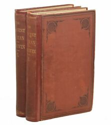 Charles Darwin / Descent Of Man And Selection In Relation To Sex 1st Ed 1871