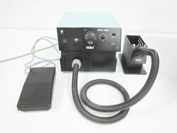 Weller Wha-2000 Hot Air Desoldering Station Wha 2000 With Accessories