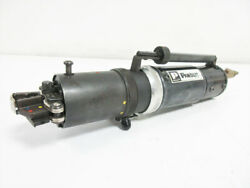 Panduit Ct-600 Pneumatic Hand Crimper Tool And Ct-550ch Head 22 - 10 Awg Ct600
