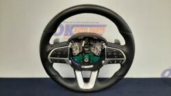 15 Dodge Challenger Steering Wheel With Radio Phone And Cruise Control Black