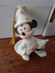 Signed Lenox Mickey Mouse Ornament 1999