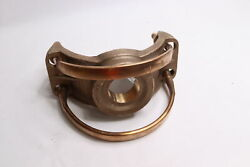 Mueller 533785 Service Saddle Clamp Bronze 2-in Tapping 8-in 533785