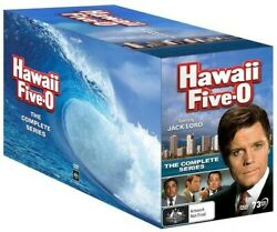 Hawaii Five-o - The Complete Series +region 0 Dvd+