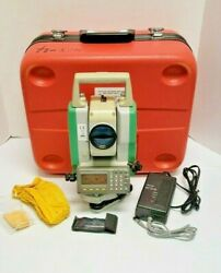 Sokkia Set65w 5 Total Station Used Great Condition