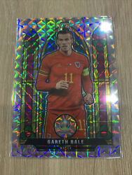 2020-21 Panini Mosaic Uefa Euro Gareth Bale Of Wales Stained Glass - Case Hit