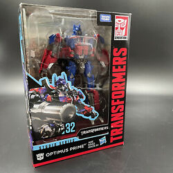 Transformers The Movie Studio Series Optimus Prime 32 Voyager Class New Misb