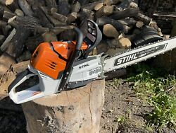Stihl Ms500i Fuel Injected Chainsaw