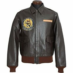 Used the Real Mccoy's A-2 Flight Jacket Sylvester And Tweety Oh-kaye