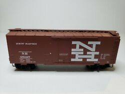 N Scale Micro Trains Boxcar New Haven 45097.