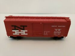N Scale Micro-trains Line 40' Boxcar New Haven 31728.