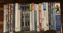 Exercise Workout Dvds Lot New And Used Yoga Dance Cardio And More