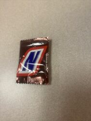 Rare Snickers Wrapper Factory Sealed Error Filled With Air Letter N