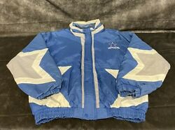 Dallas Cowboys Vintage 90s Starter Nfl Collection Full Zip Pullover Jacket Xl