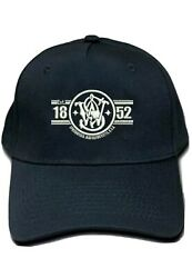 Smith And Wesson Embroidered Cap Adjustable Sandw Baseball Hat