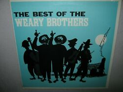 The Weary Brothers Best Of Sealed New Vinyl Lp Private Lee Lykins Bill Mcnabb