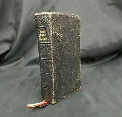 Hail Holy Queen Missal- A Book Of Prayer For Catholic Girls And Women Vintage 1928