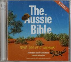 The Aussie Bible Well, Bits Of It Anyway - Cd Sent With Tracking C1436