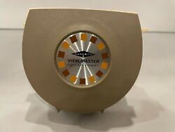 View-master Viewer Model H Lighted Viewer Excellent Condition Works Tested
