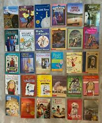 30 Accelerated Reader Chapter Book Lot 4th 5th Grade 4 5 Teacher Library