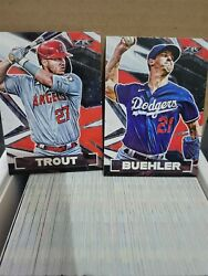 2021 Topps Fire Base 1 200 You Pick Complete Your Set