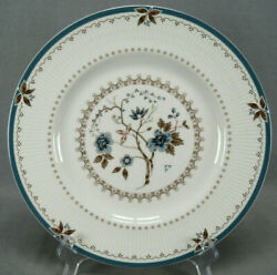 Royal Doulton England Old Colony Pattern 10 5/8 Inch Bone China Dinner Plate