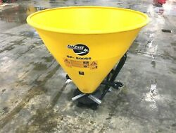 Poly Tar River Sp-500ss 3 Pt. Spreader/seeder Free 1000 Mile Shipping From Ky