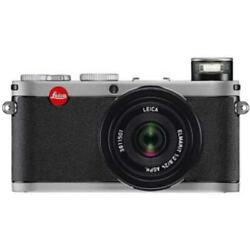Used Leica X1 X1 12.2mp Aps-c Cmos Digital Camera End Of Manufacturer