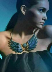 Lladro Paradise Wings Necklace Gold-plated 925 Sterling Silver 01010262