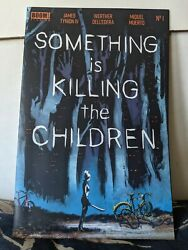 Something Is Killing The Children 1 Cover A 1st Print Nm James Tynion