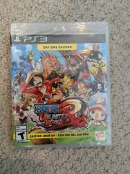 One Piece Unlimited World Red - Day One Edition Sony Playstation 3 French