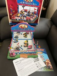Lemax Village Collection Crazy Cars Needs Repair 64488