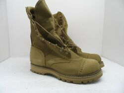Corcoran Men's 10 Marauder Boots Cv2330 Made In Usa Coyote Size 11d